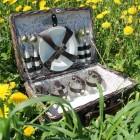 Piknikový koš – neotřelý svatební dar